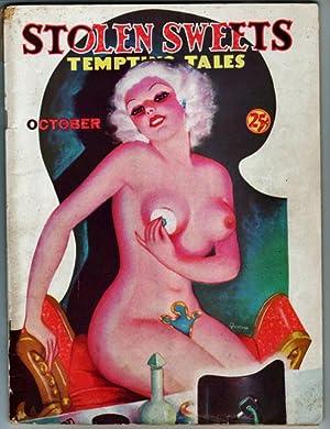 Stolen Sweets - October, 1935. George Quintana: Glade, John M.;