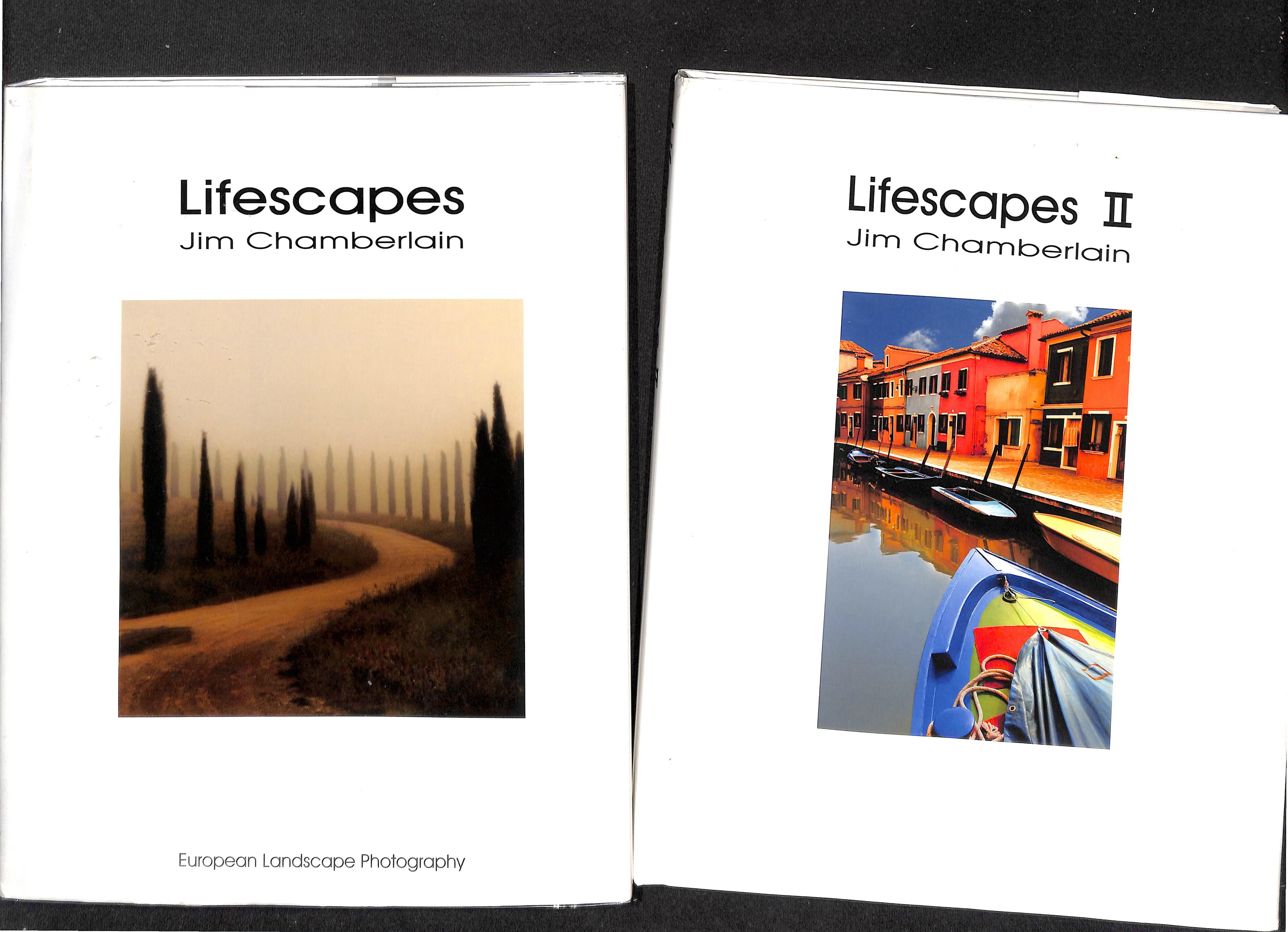 Lifescapes (2 Volumes) Chamberlain, Jim