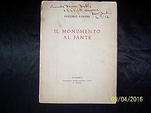 IL Monumento Al Fante: Baroni, Eugenio