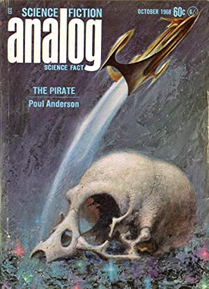 Analog Science Fiction and Fact #82.2 (October: Campbell, John W.