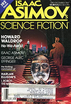 Isaac Asimov's Science Fiction Magazine #125 (#11.13) (Mid-December 1987)
