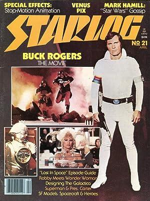 Starlog #21 (April 1979): Zimmerman, Howard (ed.);