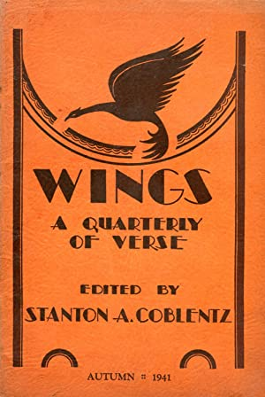 Wings: A Quarterly of Verse #5.3 (Autumn 1941)