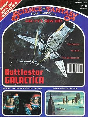 Science Fantasy Film Classics #4 (October 1978): Karchmar, Irv (ed.);