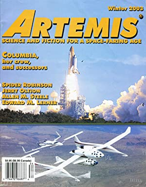 Artemis: Science and Fiction for a Space-Faring: Strock, Ian Randal