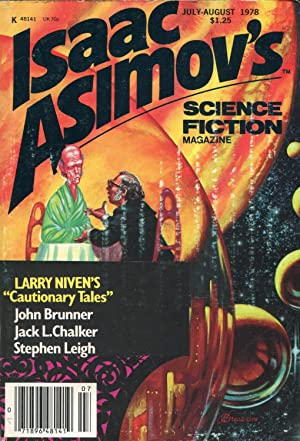 Isaac Asimov's Science Fiction Magazine #8 (#2.4): Scithers, George H.