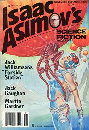 Isaac Asimov's Science Fiction Magazine #10 (#2.6): Scithers, George H.