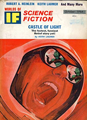 IF: Worlds of Science Fiction #14.5 (October 1964)