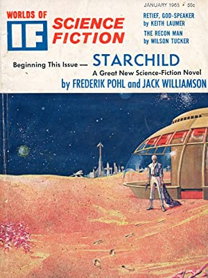 IF: Worlds of Science Fiction #15.1 (January: Pohl, Frederik (ed.);