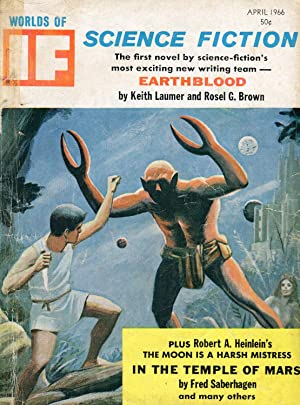 IF: Worlds of Science Fiction #101 (#16.4) (April 1966)
