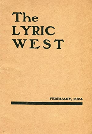The Lyric West #3.10 (February 1924)