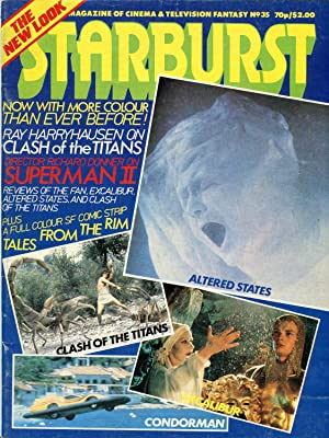 Starburst: The Magazine of Cinema & Television: McKenzie, Alan (ed.);
