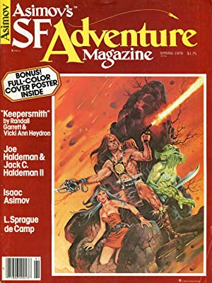 Asimov's SF Adventure Magazine #2 (Spring 1979)