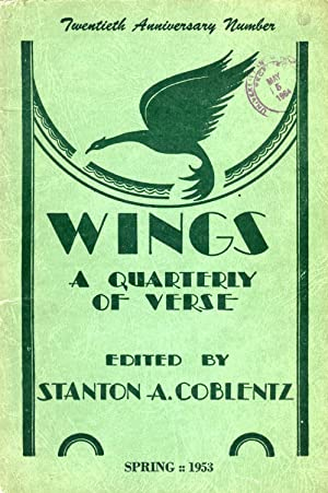 Wings: A Quarterly of Verse #11.1 (Spring 1953)