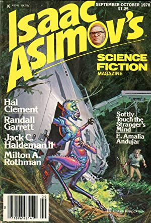 Isaac Asimov's Science Fiction Magazine #9 (#2.5): Scithers, George H.