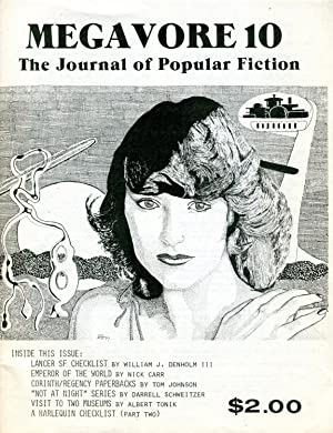 Megavore: The Journal of Popular Fiction #10 (August 1980) [previously The Science-Fiction Collec...