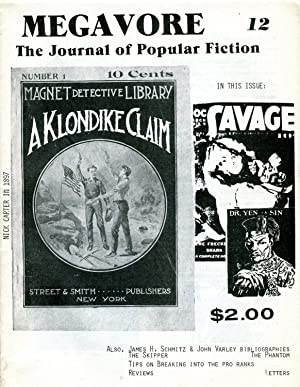 Megavore: The Journal of Popular Fiction #12 (December 1980) [previously The Science-Fiction Coll...