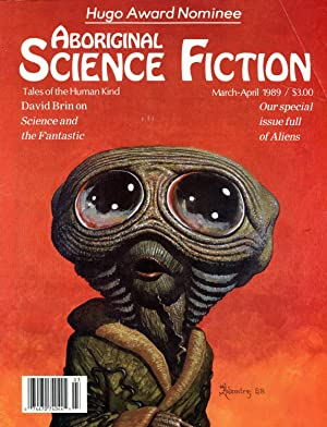 Aboriginal Science Fiction #14 (#3.2) (March-April 1989)