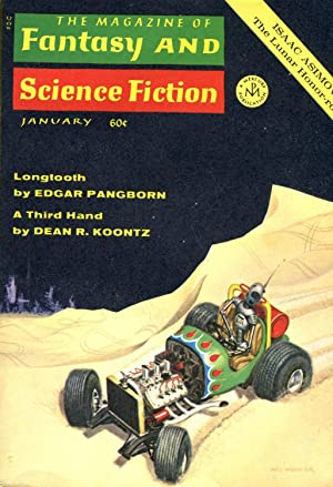 The Magazine of Fantasy and Science Fiction #224 (#38.1) (January 1970)
