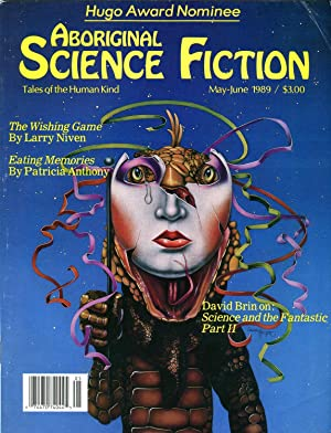 Aboriginal Science Fiction #15 (#3.4) (May-June 1989)