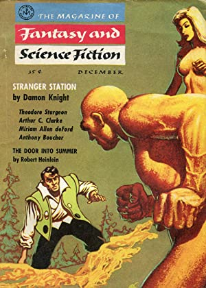 The Magazine of Fantasy and Science Fiction #67 (#11.6) (September 1956)