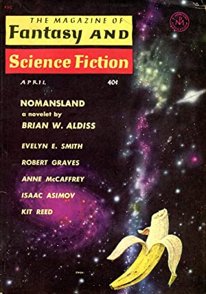 The Magazine of Fantasy and Science Fiction #119 (#20.4) (April 1961)