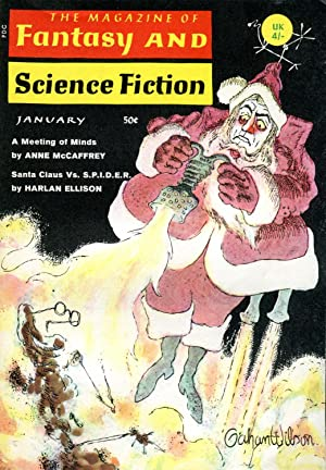 The Magazine of Fantasy and Science Fiction #212 (#36.1) (January 1969) [British Edition]