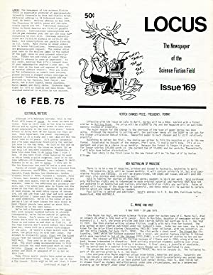 Locus: The Newspaper of the Science Fiction: Brown, Charles N.