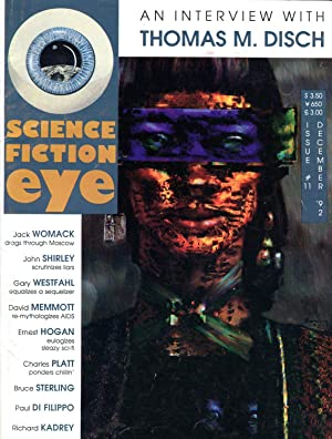 Science Fiction Eye #11 (December 1992)