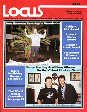 Locus: The Newspaper of the Science Fiction Field #364 (#26.5) (May 1991)