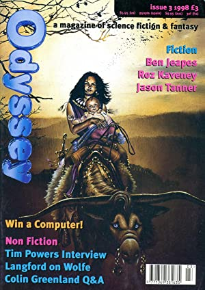 Odyssey: A Magazine of Science Fiction & Fantasy #3 (1998)