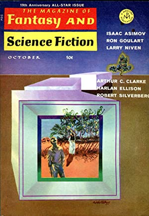 The Magazine of Fantasy and Science Fiction #209 (#35.4) (October 1968)