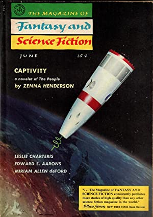 The Magazine of Fantasy and Science Fiction #85 (#14.6) (June 1958)