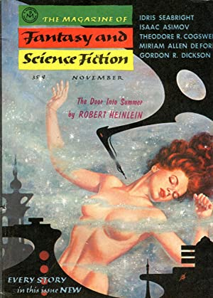 The Magazine of Fantasy and Science Fiction: Boucher, Anthony (ed.);
