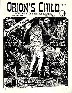 Orion's Child #1 (May-June 1984)