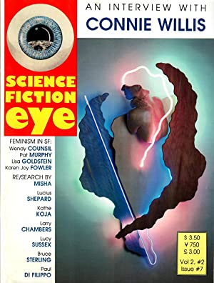 Science Fiction Eye #7 (#2.2) (August 1990)
