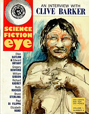 Science Fiction Eye #4 (#1.4) (August 1988)