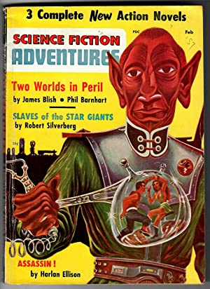 Science Fiction Adventures #2 (February 1957)