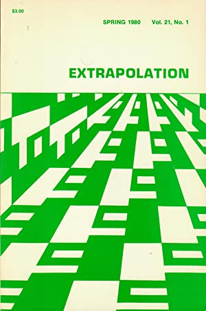 Extrapolation: A Journal of Science Fiction and Fantasy #21.1 (Spring 1980)