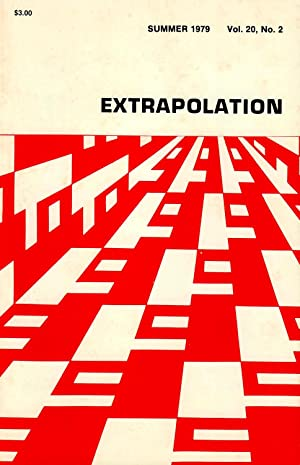 Extrapolation: A Journal of Science Fiction and Fantasy #20.2 (Summer 1979)
