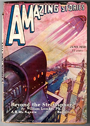 Amazing Stories #10.10 (June 1936)