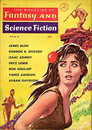 The Magazine of Fantasy and Science Fiction #132 (#22.5) (May 1962)