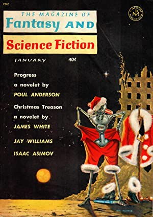 The Magazine of Fantasy and Science Fiction #128 (#22.1) (January 1962)