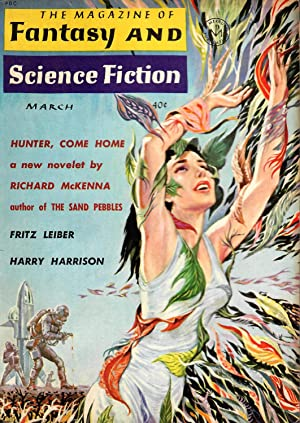 The Magazine of Fantasy and Science Fiction #142 (#24.3) (March 1963)