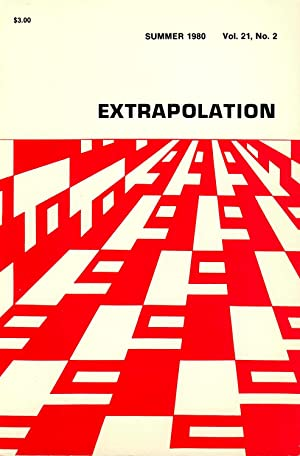 Extrapolation: A Journal of Science Fiction and Fantasy #21.2 (Summer 1980)