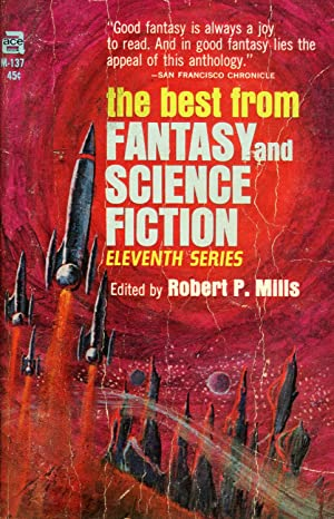 The Best from Fantasy and Science Fiction: Eleventh Series [Ace M-137]