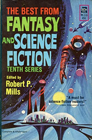 The Best from Fantasy and Science Fiction: Tenth Series [ACE M-116]