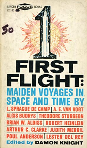 First Flights: Maiden Voyages in Space and Time