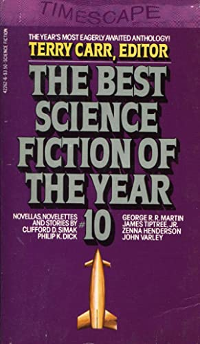 The Best Science Fiction of the Year #10 [1980 Edition]