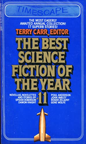 The Best Science Fiction of the Year #11 [1981 Edition]